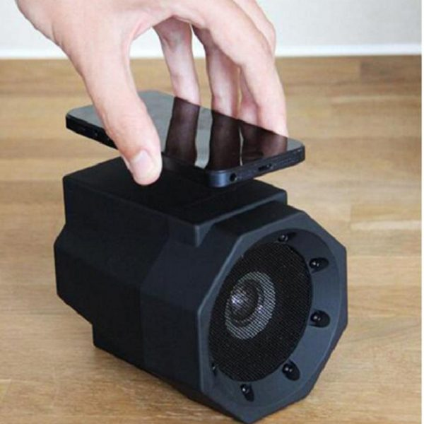 Smart Magnetic Induction Resonance Speaker 1