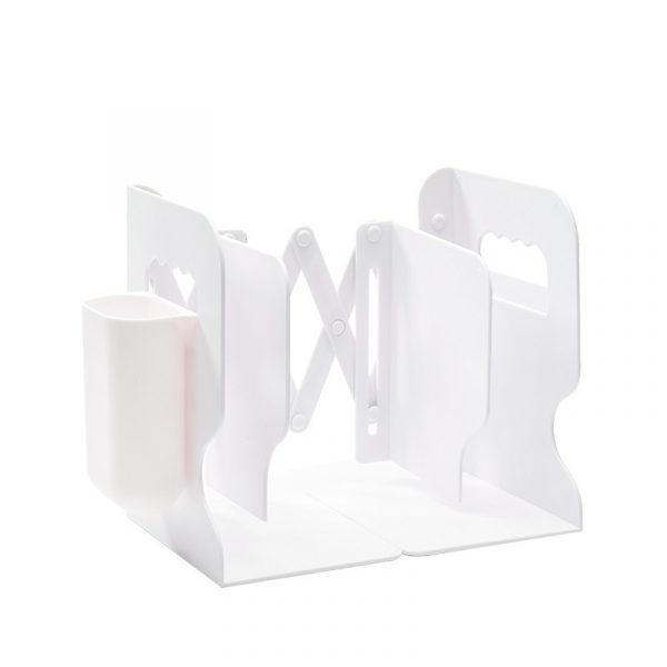 Retractable Bookends For Shelves 9