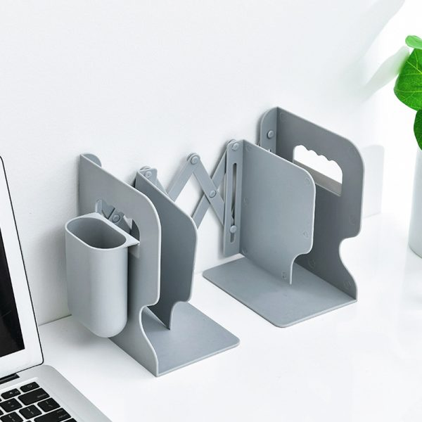 Retractable Bookends For Shelves 3
