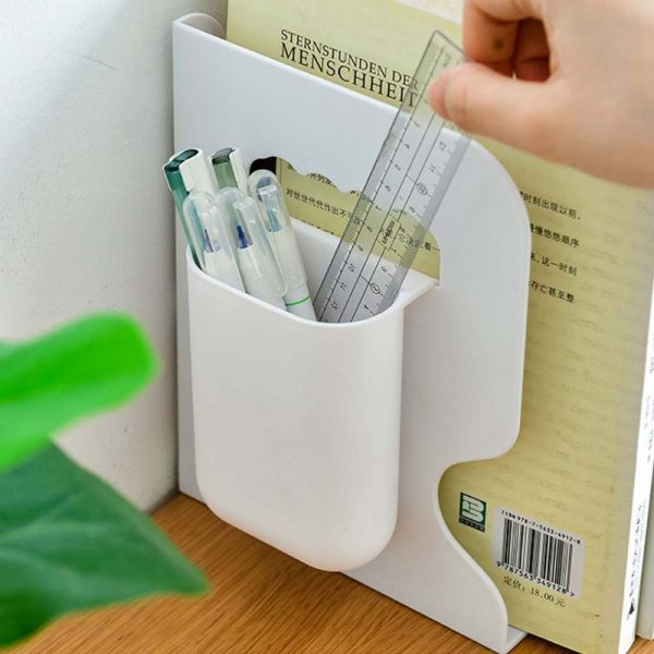 Retractable Bookends For Shelves 4