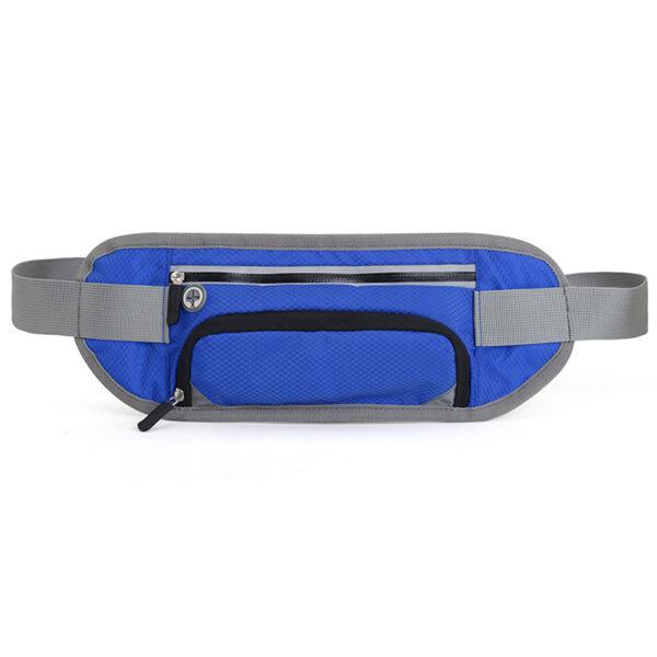 Running Waist Belt Bag With Water Bottle 1