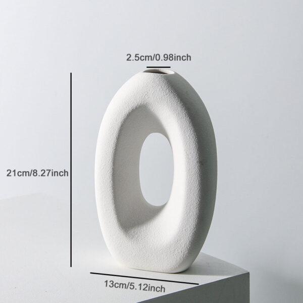 Artistic Ceramic Vase 4
