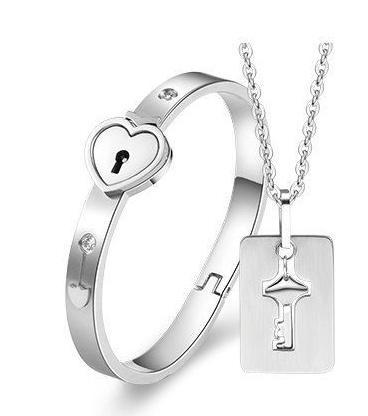 Bracelet Lock with Pendant Key 15