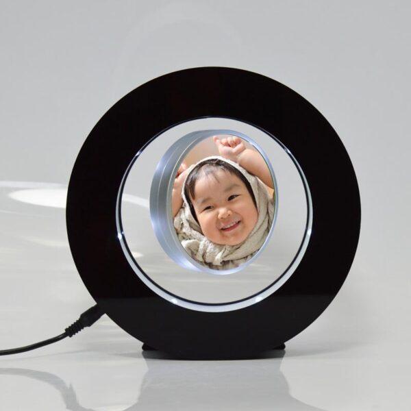 Magnetic Levitation Miniature Photo Frame 4