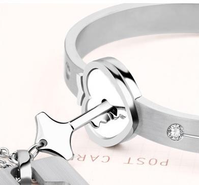 Bracelet Lock with Pendant Key 10