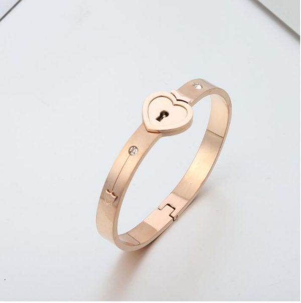 Bracelet Lock with Pendant Key 4