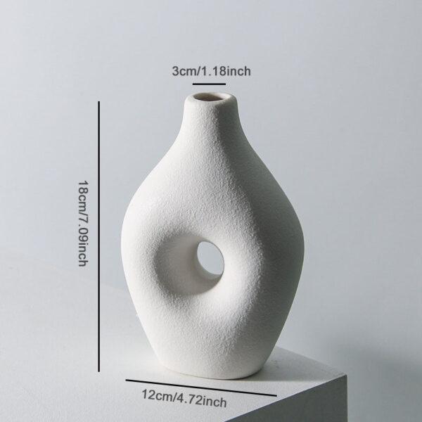 Artistic Ceramic Vase 6