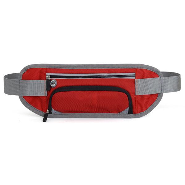 Running Waist Belt Bag With Water Bottle 10