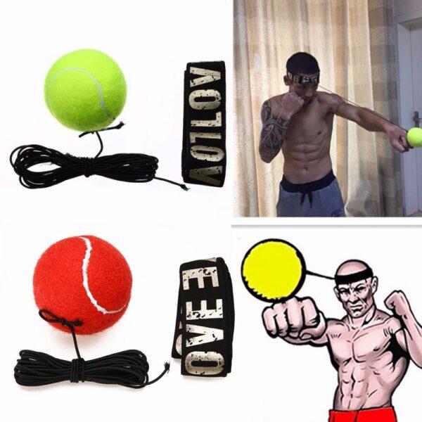 Boxing Reflex Speed Ball 6