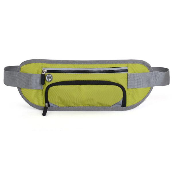 Running Waist Belt Bag With Water Bottle 7