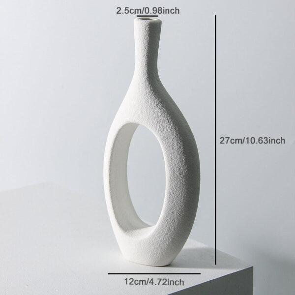 Artistic Ceramic Vase 5