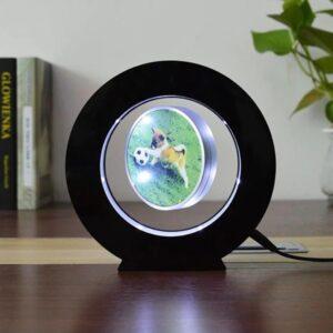 Magnetic Levitation Miniature Photo Frame