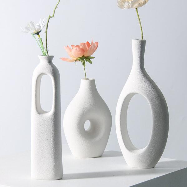 Artistic Ceramic Vase