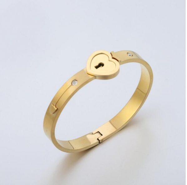 Bracelet Lock with Pendant Key 5