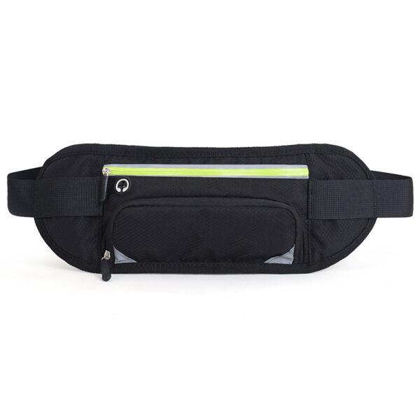 Running Waist Belt Bag With Water Bottle 5