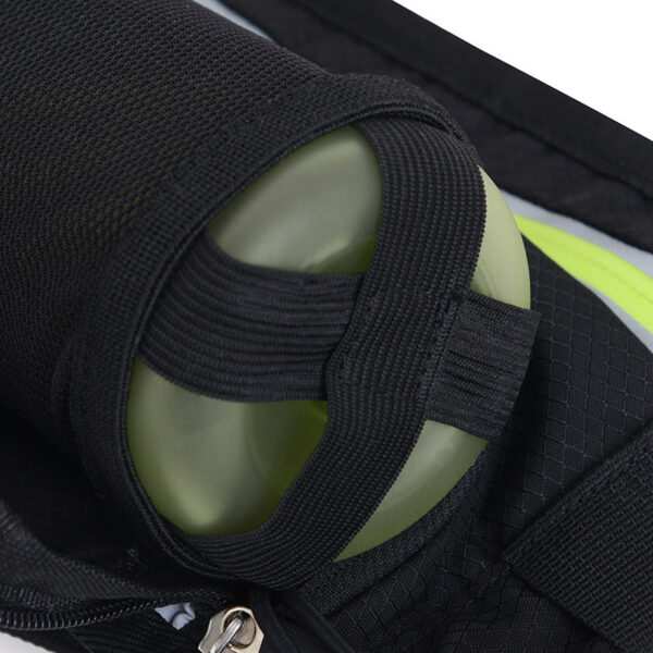 Running Waist Belt Bag With Water Bottle 6