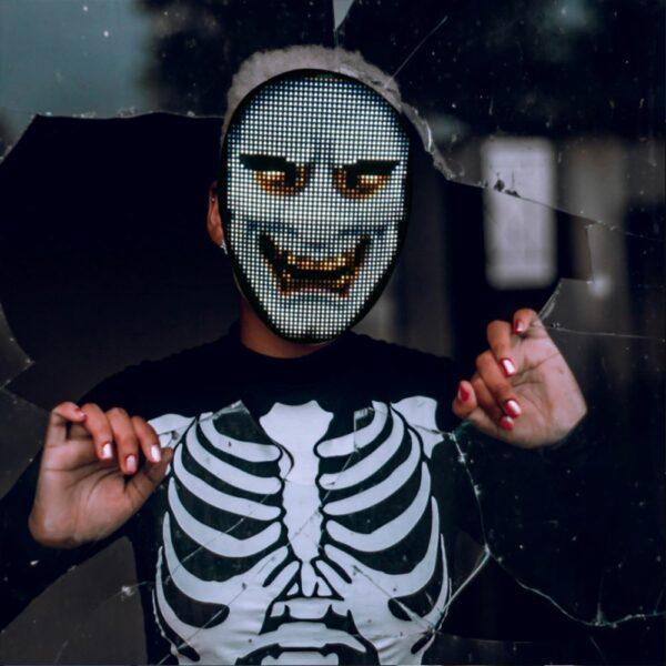 LED Party Face Mask 2