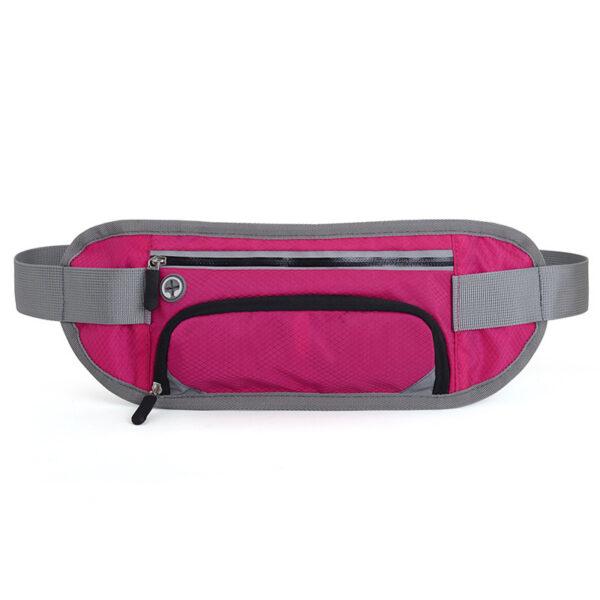 Running Waist Belt Bag With Water Bottle 3