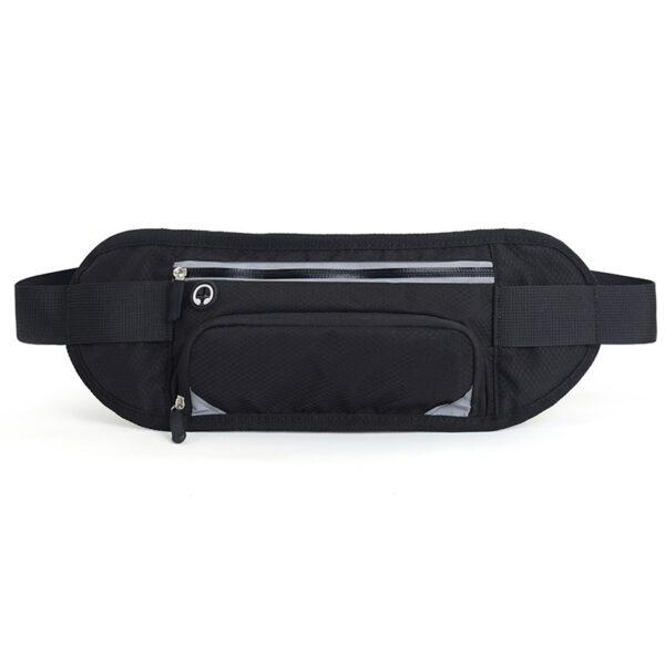 Running Waist Belt Bag With Water Bottle 2