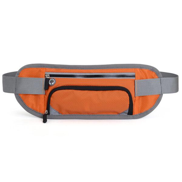 Running Waist Belt Bag With Water Bottle 11
