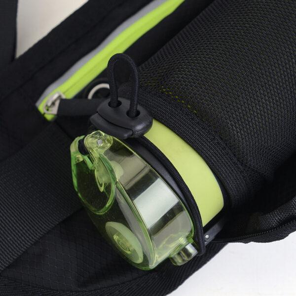Running Waist Belt Bag With Water Bottle 4