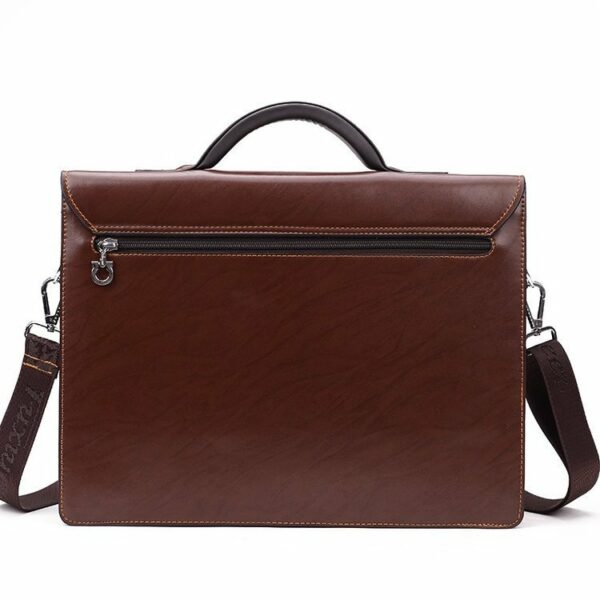 Business Briefcase With Lock 2