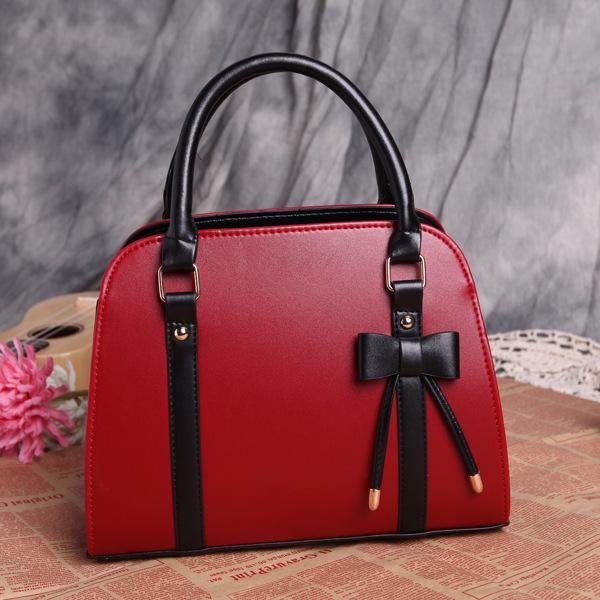 Womens Fashion Handbag With Bow 7