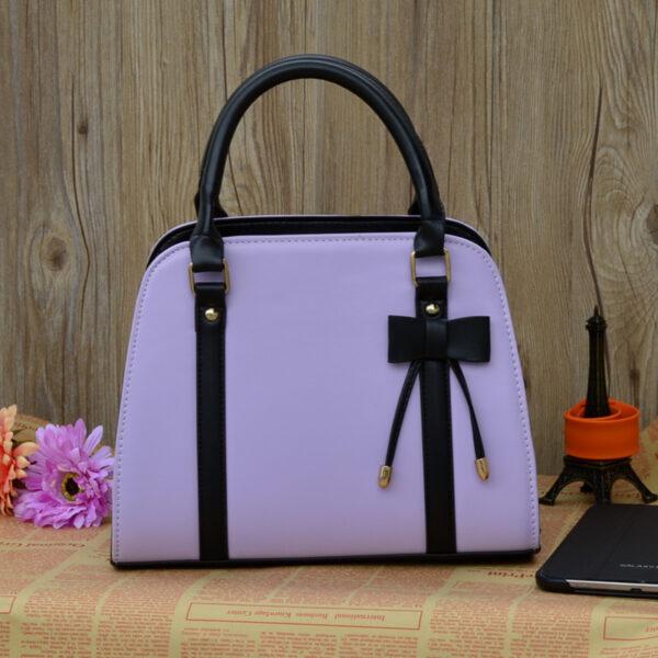 Womens Fashion Handbag With Bow 3