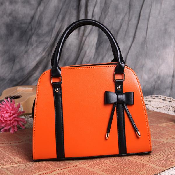 Womens Fashion Handbag With Bow 6