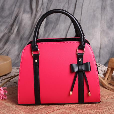 Womens Fashion Handbag With Bow 2