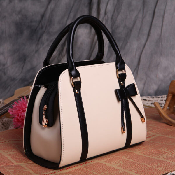 Womens Fashion Handbag With Bow