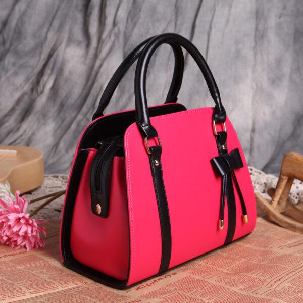 Womens Fashion Handbag With Bow 5