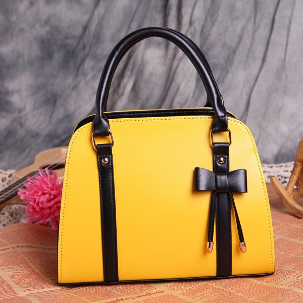 Womens Fashion Handbag With Bow 4