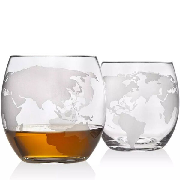 Globe Wine Container Set 10